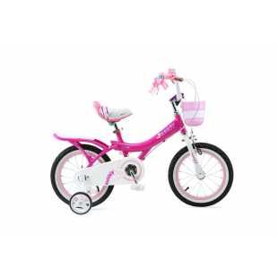 Детский Велосипед Royal Baby Bunny Girl Steel 16