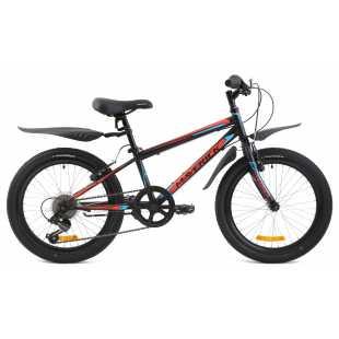 Велосипед Maverick K36 чёрный