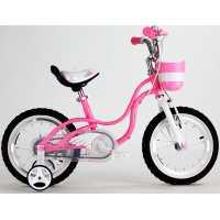 Детский велосипед Royal Baby Little Swan Steel NEW 18