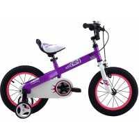 Детский велосипед Royal Baby Buttons Steel Honey 16