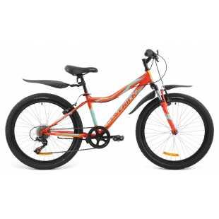 Подростковый велосипед Maverick D40 красный