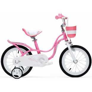 Детский Велосипед Royal Baby Little Swan Steel NEW 14