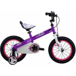 Детский велосипед Royal Baby Buttons Steel Honey 14