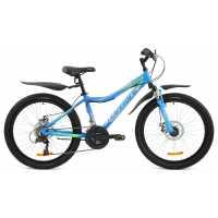 Подростковый велосипед Maverick D40AL матово-синий