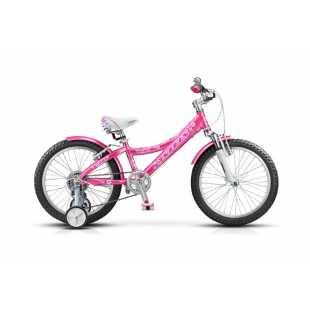 Велосипед Stels Pilot 240 Girl 20 (2012) Сиреневый