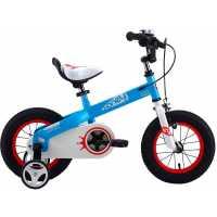 Детский велосипед Royal Baby Buttons Steel Honey 18
