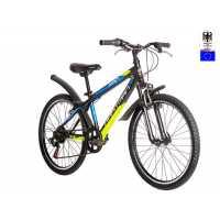 Велосипед Hartman Fan V 24 (2018) 13