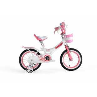 Детский велосипед Royal Baby Princess Jenny Steel 16