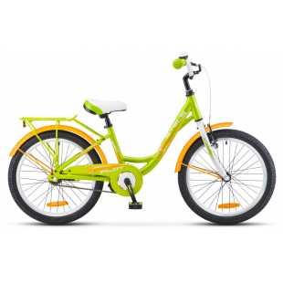 Велосипед Stels Pilot 220 Lady 20 (2018) Зеленый