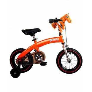 Беговел-велосипед Royal Baby Pony Steel (2 в 1) 12