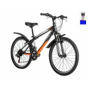 Велосипед Hartman Fan Pro 18-speed V 24 (2018) 13