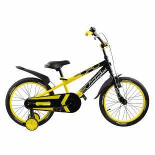 Детский велосипед Lamborghini Strada 20 жёлтый