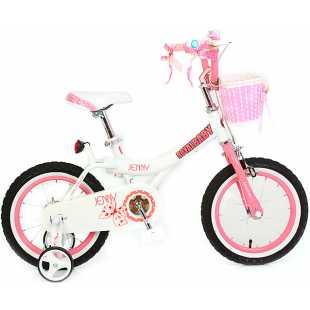 Детский велосипед Royal Baby Princess Jenny Steel 18