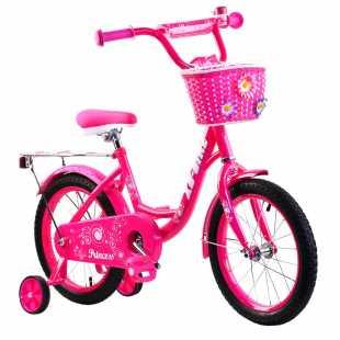 Детский велосипед XD-Bike Princess 16