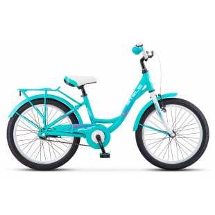 Велосипед Stels Pilot 220 Lady 20 (2018) Бирюзовый