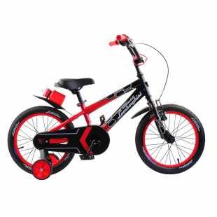 Детский велосипед Lamborghini Strada 16 красный
