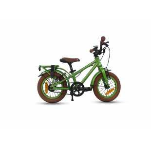 Детский велосипед Shulz Bubble 12 Green